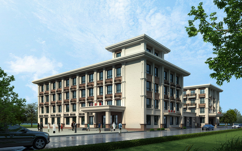河南科技大学校医院项目